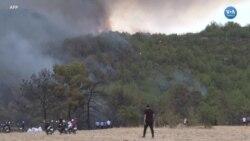 İspanyol Yangın Söndürme Uçakları Türkiye'de