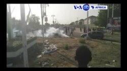 Manchetes Africanas 6 Fevereiro 2019: Manifestaçōes na Nigéria