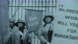 El impacto de las protestas femeninas en EE.UU.