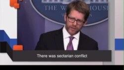 Học từ vựng qua bản tin ngắn: Sectarian (News Words)