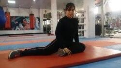 ویدا، بانوی آموزگار ورزش زنان