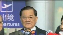 习近平会见国民党荣誉主席连战