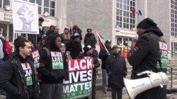 NY se une a marchas durante el día de MLK