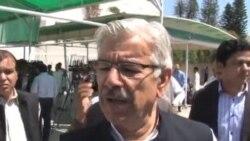 پارلیمان سے متفقہ قرارداد کی منظوری اہم ہے: خواجہ آصف