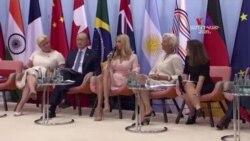 Ինչու՞ են ԱՄՆ-ում մտահոգ, որ Իվանկա Թրամփը նստել էր հոր աթոռին