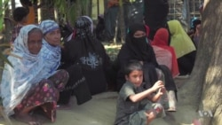 Conditions are Severe for Rohingya Women in Refugee Camps in Bangladesh
