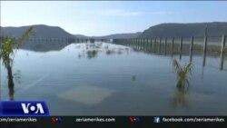 Shkodër, 40 mijë persona në vështirësi pas përmbytjeve