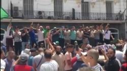 25e vendredi de contestation en Algérie
