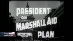 Sedam decenija nakon Marshallovog plana Washington sprovodi strategiju – Amerika na prvom mjestu