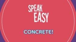 [Speak Easy] 확실한 몸짓 'Concrete gesture'