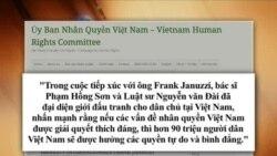 Blogger Tạ Phong Tần: 1 trong 10 Phụ nữ Can Đảm của Thế Giới