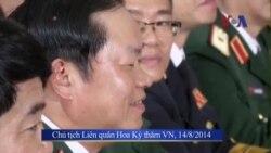 Truyền hình vệ tinh VOA Asia 25/10/2014