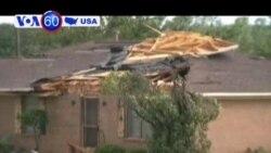 Lốc xoáy tại Texas làm sáu người thiệt mạng