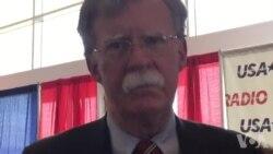 前美驻联合国大使谈南中国海与朝鲜问题(英文视频)