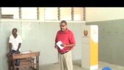 Eleições Moçambique: Mato, Araújo, Boa-Vida votaram em Quelimane sem sobressaltos