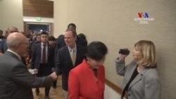 Կոնգրեսականներ Ադամ Շիֆն ու Ջուդի Չուն հանդիպել են Լոս Անջելեսի հայ համայնքի հետ