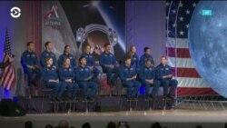 Ряды НАСА пополнили 13 выпускников школы астронавтов