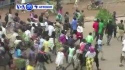 VOA60 Afrique du lundi 15 aout 2016