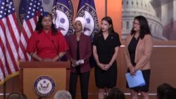 Tuduhan Rasisme dalam Tweet Presiden Trump terhadap Anggota Kongres