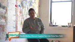 VOA Creative Talk: Naufal Abshar