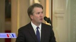 Correspondants VOA du 11 juillet 2018 : la nomination de Brett Kavanaugh, un anti-avortement à vie à la Cour suprême?