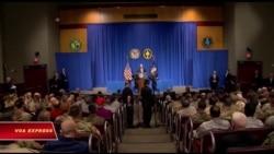 TT Trump khẳng định cam kết của Hoa Kỳ ủng hộ NATO