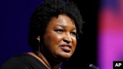 Politisi negara bagian Georgia, Stacey Abrams