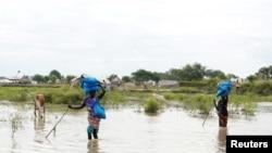 Mafuriko nchini Sudan.