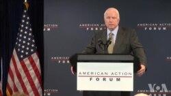 麦凯恩:助越南等国提高防卫能力应对中国