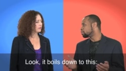 English in a Minute: Boils Down To