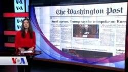 18 Temmuz Amerikan Basınından Özetler