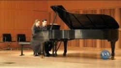 В Нью-Йорку пройшов перший Фестиваль української сучасної музики. Відео
