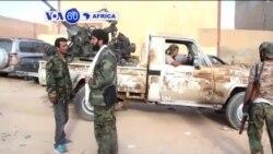 VOA60 Afirka: Kasar Libiya ta Bukaci da 'Yan Kasar su Bijirewa 'Yan Yakin sa Kai, Libiya, Oktoba 22, 2014