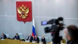 在俄羅斯議會下議院選舉投票中 克里姆林宮支持的政黨在篡改選票指控中提前領先