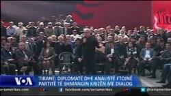 Diplomatë dhe analistë për gjendjen politike në Shqipëri