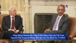 Tổng thống Obama sẽ thăm Việt Nam từ ngày 22/5