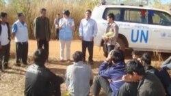 LHQ tiếp xúc với 13 người Thượng bỏ chạy sang Campuchia tị nạn