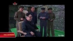 Vụ phóng tên lửa đạn đạo từ tàu ngầm cho thấy tiến bộ của Bắc Triều Tiên
