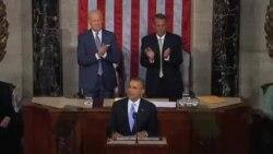 سخنرانی سالانه باراک اوباما در کنگره درباره وضعیت عمومی کشور
