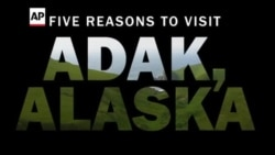 Reasons to Visit Adak Island, Alaska (AP Video)