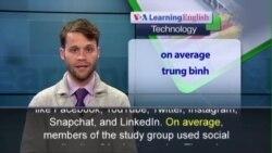 Phát âm chuẩn - Anh ngữ đặc biệt: Social Media and Sleep (VOA)