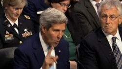 美国会就叙利亚化武攻击举行听证