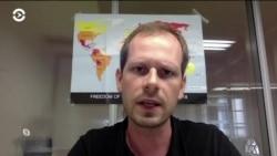Правозащитные организации обеспокоены арестом журналиста Ивана Голунова