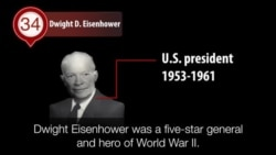 America's Presidents - Dwight Eisenhower