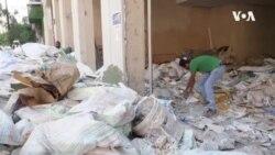 爆炸一週後 貝魯特人民依然在瓦礫中重建
