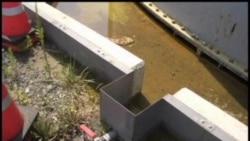 2013-08-21 美國之音視頻新聞: 日本福島核電廠發生放射性水泄漏