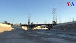 Los Angeles quiere revitalizar su río