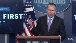 White House Unveils 'Taxpayer-First' Budget Request