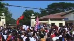 2013-12-31 美國之音視頻新聞: 緬甸官員稱緬甸不再有政治犯