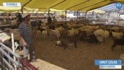 Kurban Pazarını Corona Vurdu: Esnaf Dertli